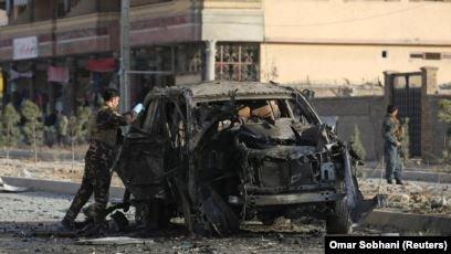 Ауғанстанда жарылыс боп, 7 адам қаза тапты