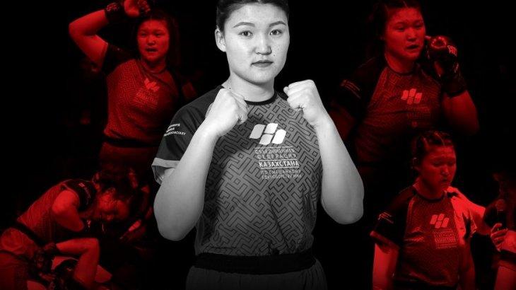 Қазақстандық спортшы Талшын Жұматаева әлем чемпионатында топ жарды