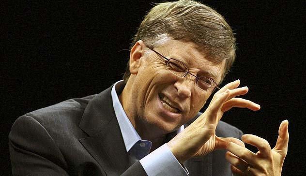Билл Гейтс миллиардерлер рейтингінде қайтадан көш бастап тұр