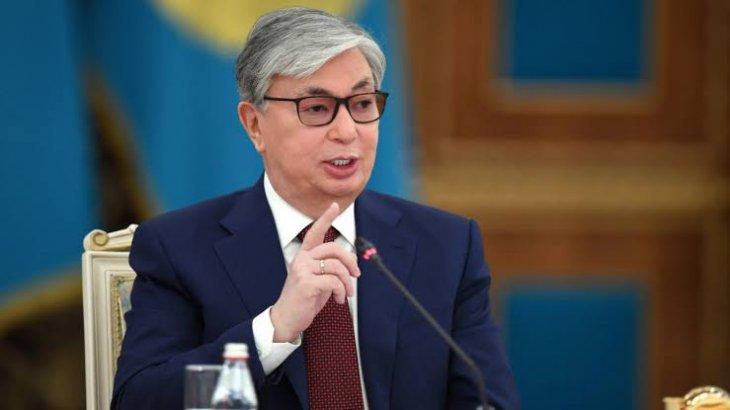Тоқаев Біріккен Араб Әмірліктерінің Президентіне көңіл айтты