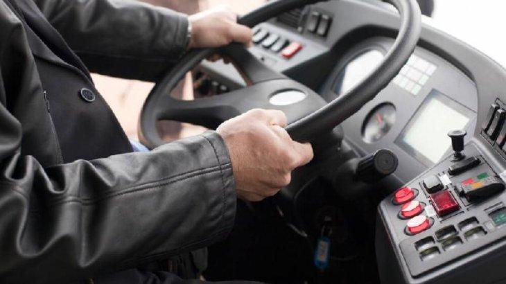 Қызылордада автобустың мас жүргізушісі полицияға бағынбаған