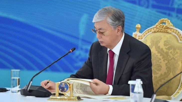 Президент Жарлығы: министрлер мен әкімдер қоластындағылардың жемқорлығы үшін жауап береді