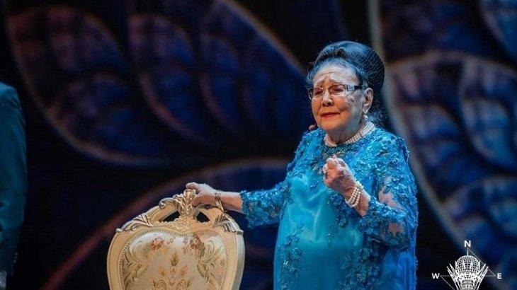 Бибігүл Төлегенованың 90 жас мерейтойына арналған концерт қалай өтті?