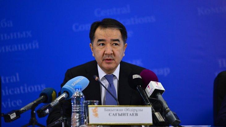 Бақытжан Сағынтаев: «Таяу болашақта Алматыда 5 миллион адам болады»