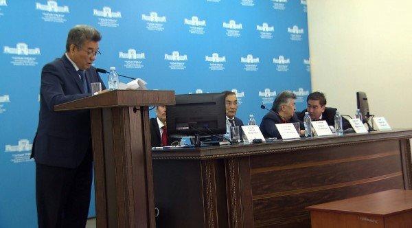 Алматыда Әлмерек батырдың 360 жылдығына арналған республикалық конференция өтті