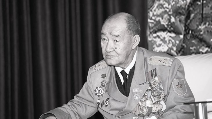 Алматыдағы әскери бөлімге «Қара майордың» есімі берілді