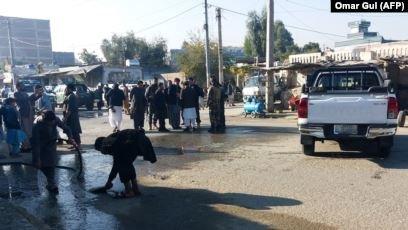 Ауғанстанда шабуылдан 5 адам мерт боп, 1 жапон дәрігері жараланды