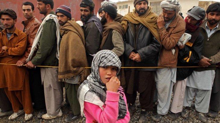 Елімізде Ауғанстаннан келген 500-ден астам босқын бар