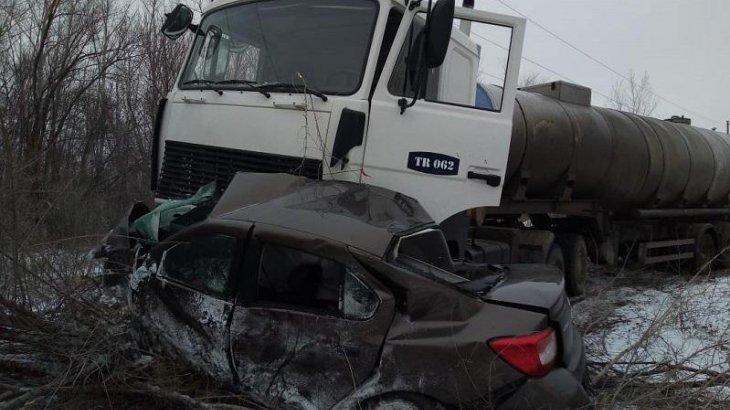 Батыс Қазақстан облысында 2 жол апаты болды: зардап шеккендер бар