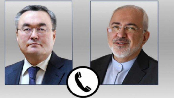 ҚР Сыртқы істер министрі Иран Сыртқы істер министріне «ақыл айтты»