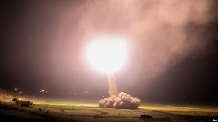 Иран америкалық Айн әл-Асад базасын ондаған зымыранмен атқылады
