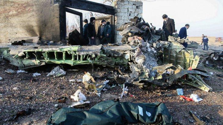 «Біз болған жағдайға қатты өкінеміз!»: Иран украиналық лайнердің апатқа ұшырауына кінәлі екендіктерін мойындады