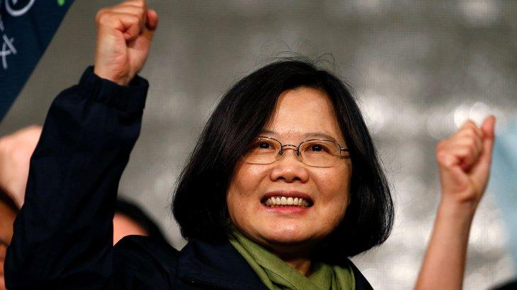 Тайваньның Қытайдан тәуелсіз болғанын қалайтын президент қайта сайланды