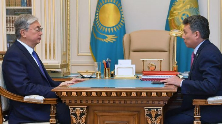 Президент Бақыт Сұлтановқа халық көп тұтынатын тауарларды қымбаттатпауды тапсырды