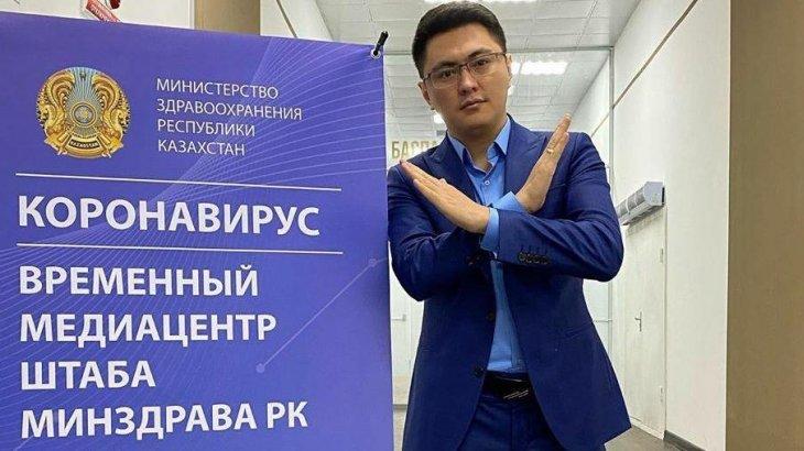 «Онсыз да Қытайдан келгендер біздің ауруханада жатыр»: блогер министрден теннис жарысын өткізбеуді сұрады