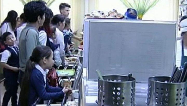 Мектеп оқушыларына берілетін тамақтың сапасы сын көтермейді