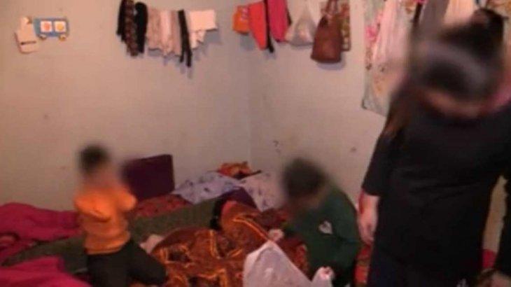 «Олар төсек туралы армандамайды да»: 70 жастағы зейнеткер ата-ана қарауынсыз қалған 6 немересін асырап отыр