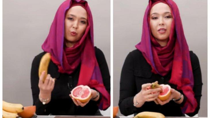 «Ислам дінінде жасауға болады»: хиджабтағы сексолог қазақ мастурбацияның қыр-сырын көрсетті