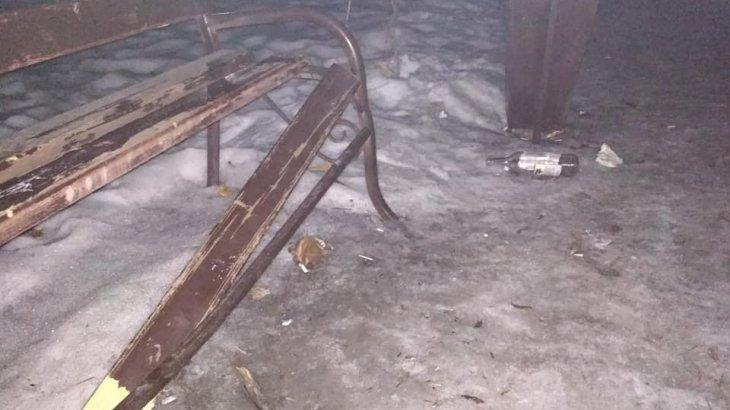«Жөндеуге енді қолыңыз тиер»: журналист Талғар ауданының әкіміне саябақтарының сиқын көрсетті (ФОТО)