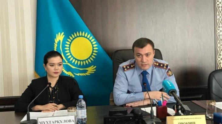 Тоқаев Жамбыл облысы полиция департаментінің басшысын жұмыстан босатуды тапсырды