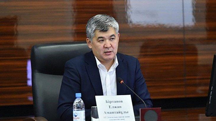 «Айтып берер едім, бірақ оған құқығым жоқ!» - министр Біртанов