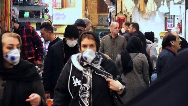 Коронавирустан қаза тапқандардың саны бойынша Иран екінші орында тұр