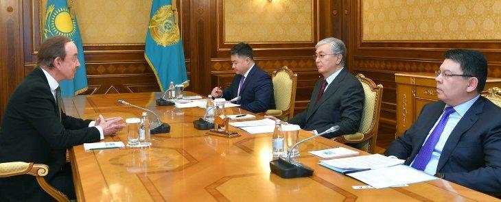 «Air Astana» әуе компаниясының президенті Тоқаевқа билеттер бағасын арзандату жөнінде айтты