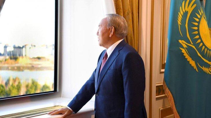 Елбасы 30 жыл ел басқарған президенттің қайтыс болуына байланысты көңіл айтты