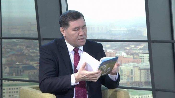 «Қазақстанда Шыңғыс ханның 25 мыңдай ұрпағы бар» - Зиябек Қабылдинов