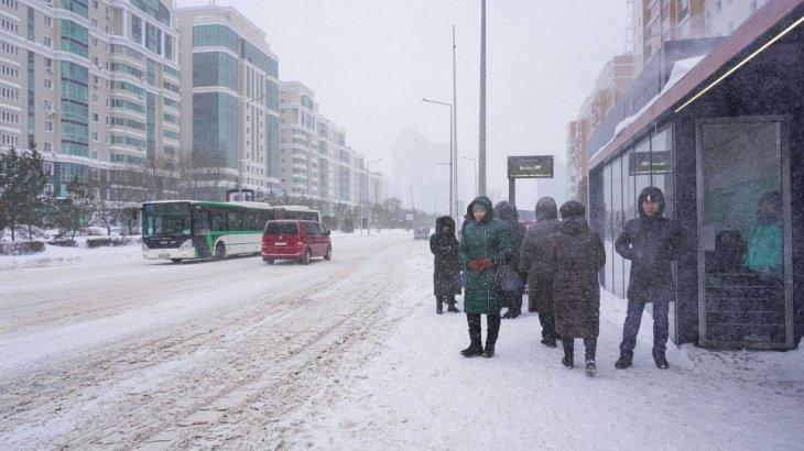 Бұрынғы «Astana LRT» ЖШС автобустан автобусқа тегін ауысып отыру жеңілдігін алып тастады