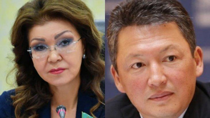 «Жең ұшынан жалғасқан жемқорлықты аңғарамыз»: Назарбаева Құлыбаев басқаратын құрылымды сынады