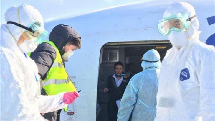 БАӘ-ден Қарағандыға ұшып келген 2 қазақстандық ауруханада ішімдікпен ұсталды