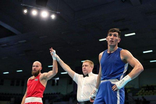 Василий Левит іріктеу турнирінде атой салып, Токио Олимпиадасына жолдама жеңіп алды