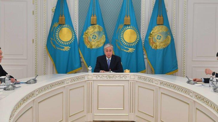 Президент елдегі экономикалық ахуал жөнінде кеңес өткізді
