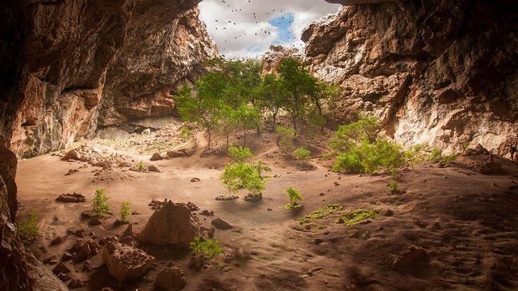 Жылына 70 мыңнан астам турист келетін Ақмешіт үңгірін өртегендер іздестіріліп жатыр