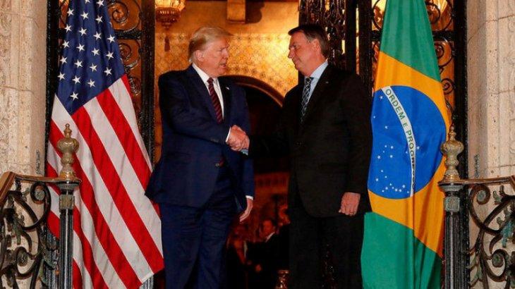 Бразилия президенті коронавирус жұқтырған болуы мүмкін