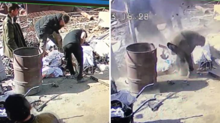 Қапшағайда металға өткізген снаряд жарылып, бір адам қаза тапты