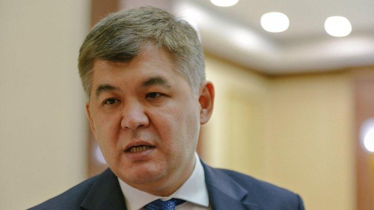 «Медициналық құпия»: Біртанов ауру жұқтырғандардың аты-жөнін жариялауға болмайтынын айтты (ВИДЕО)