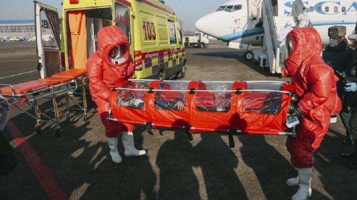 Алматыға кіріп және шығып үлгеруге 72 сағат уақыт берілді
