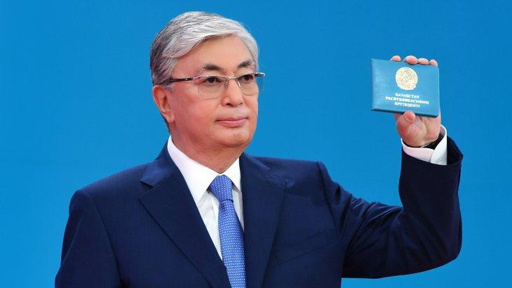 Карантинмен қатар жарияланған жазба: Тоқаев президент болғанына 1 жыл толғанын еске салып қойды