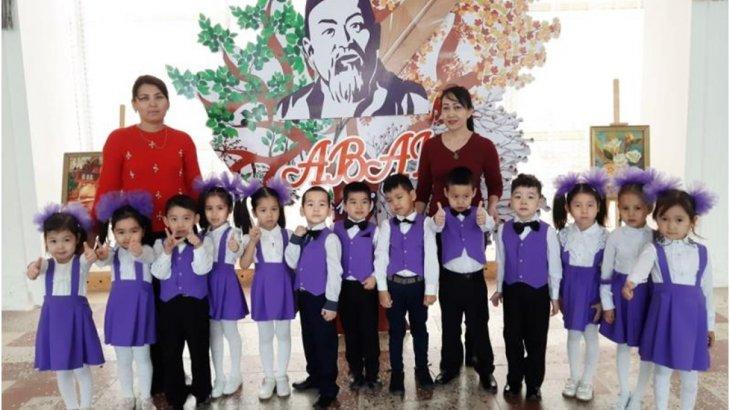 «Абай-175»: Қызылордалық бүлдіршіндер халықаралық өнер фестивалінде Гран-При иеленді