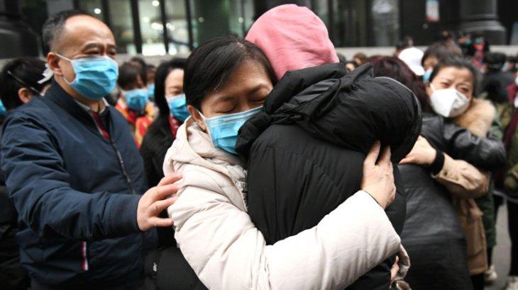 Қытайда коронавирустың таралуы толық тоқтады