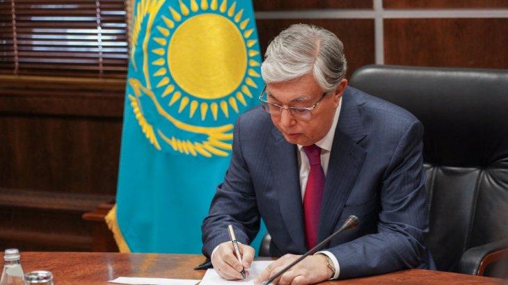Тоқаев ресми құжаттарды тану тәртібі туралы келісімді ратификациялайтын заңға қол қойды