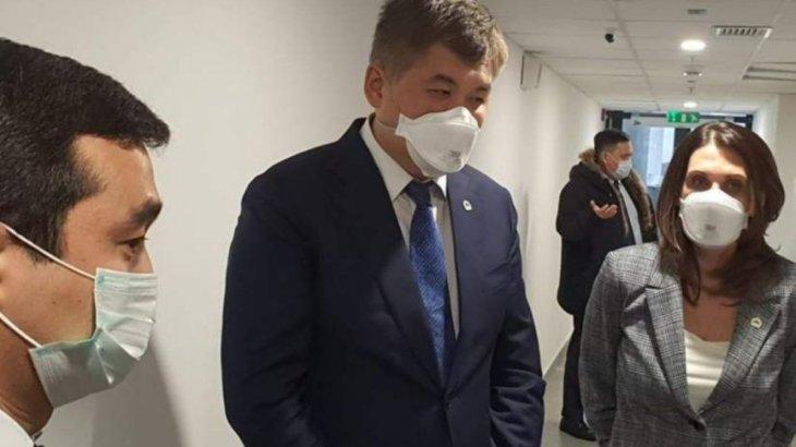 «Сарапшылар эпидемия күзде қайталануы мүмкін екенін болжап отыр» - Біртанов