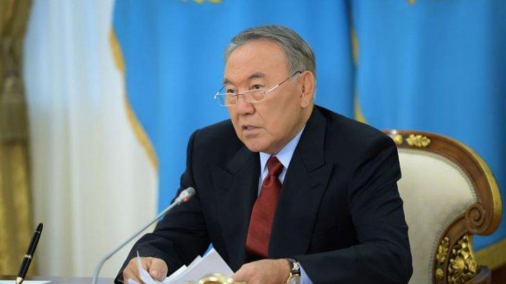 Назарбаев қазақстандықтарға үндеу жолдады
