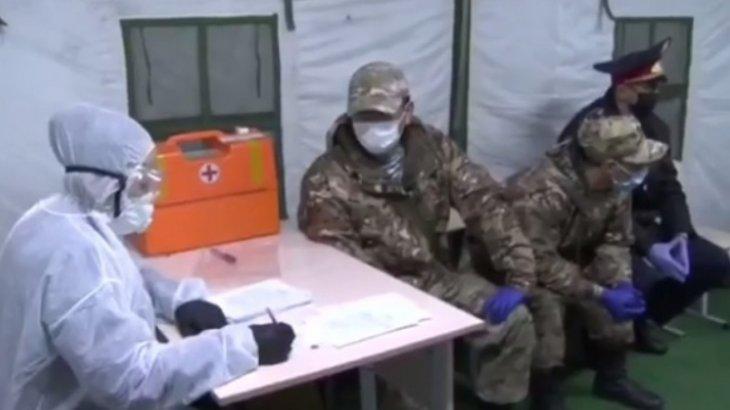 Сағынтаев коронавирусқа қарсы кімдердің тестілеуден өтетінін айтты (ВИДЕО)