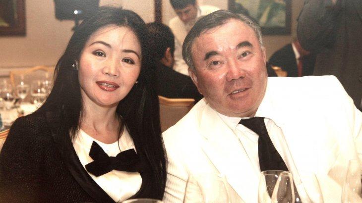 «Ондай адамды мен әлі кездестірген жоқпын»: Болат Назарбаев бәйбішесі туралы сұхбат берді