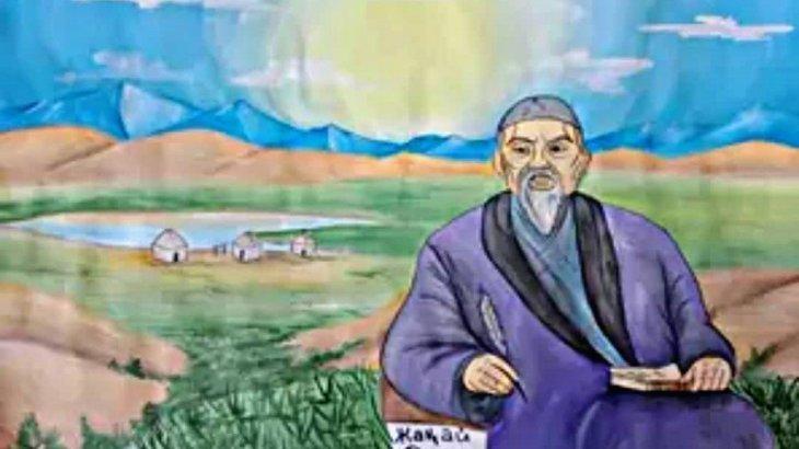 Сыр оқушылары арасында «Абай әлемі – бейнелеу өнерінде» атты байқау өтті (ФОТО)