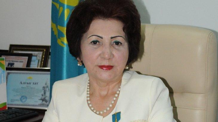 «Қойылған талаптарға бағынуымыз керек» - Аягүл Миразова