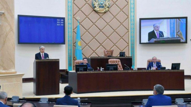 «Күмәнім жоқ»: Президент жаңа лауазымға тағайындалған Мәулен Әшімбаев туралы ойын айтты